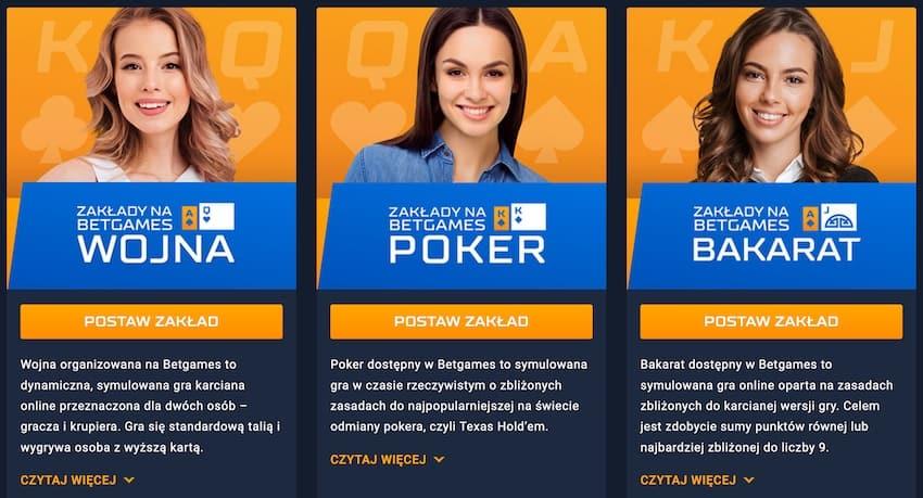 betgames poker online